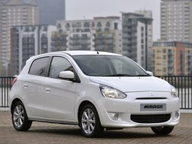 Ver foto 7 de Mitsubishi Mirage UK 2013