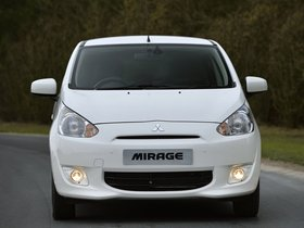 Ver foto 5 de Mitsubishi Mirage UK 2013