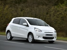 Ver foto 2 de Mitsubishi Mirage UK 2013