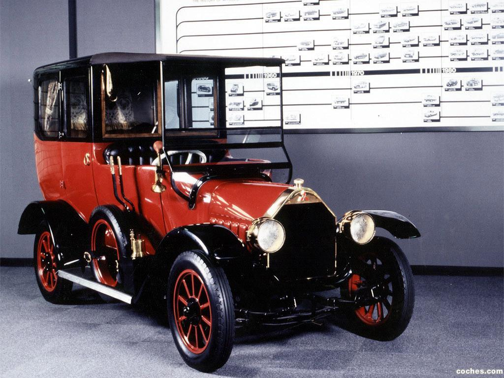 Foto 0 de Mitsubishi Model A 1917