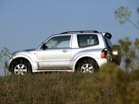 Ver foto 11 de Mitsubishi Montero 3 puertas 1999