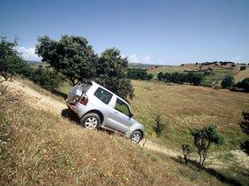 Ver foto 10 de Mitsubishi Montero 3 puertas 1999
