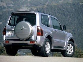 Ver foto 7 de Mitsubishi Montero 3 puertas 1999