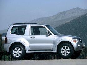 Ver foto 6 de Mitsubishi Montero 3 puertas 1999