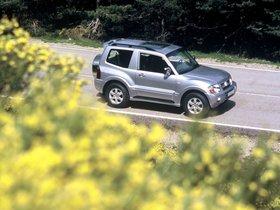 Ver foto 5 de Mitsubishi Montero 3 puertas 1999