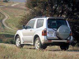 Ver foto 2 de Mitsubishi Montero 3 puertas 1999