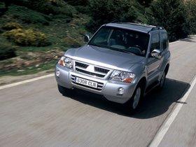 Ver foto 16 de Mitsubishi Montero 3 puertas 1999