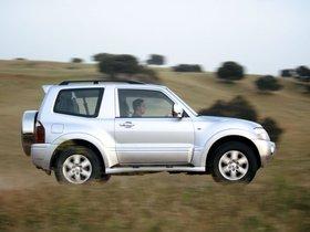 Ver foto 13 de Mitsubishi Montero 3 puertas 1999