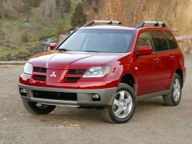 Ver foto 15 de Mitsubishi Outlander 2003
