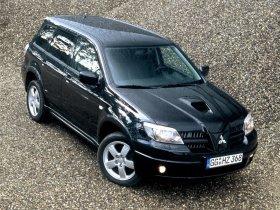Ver foto 2 de Mitsubishi Outlander 2003