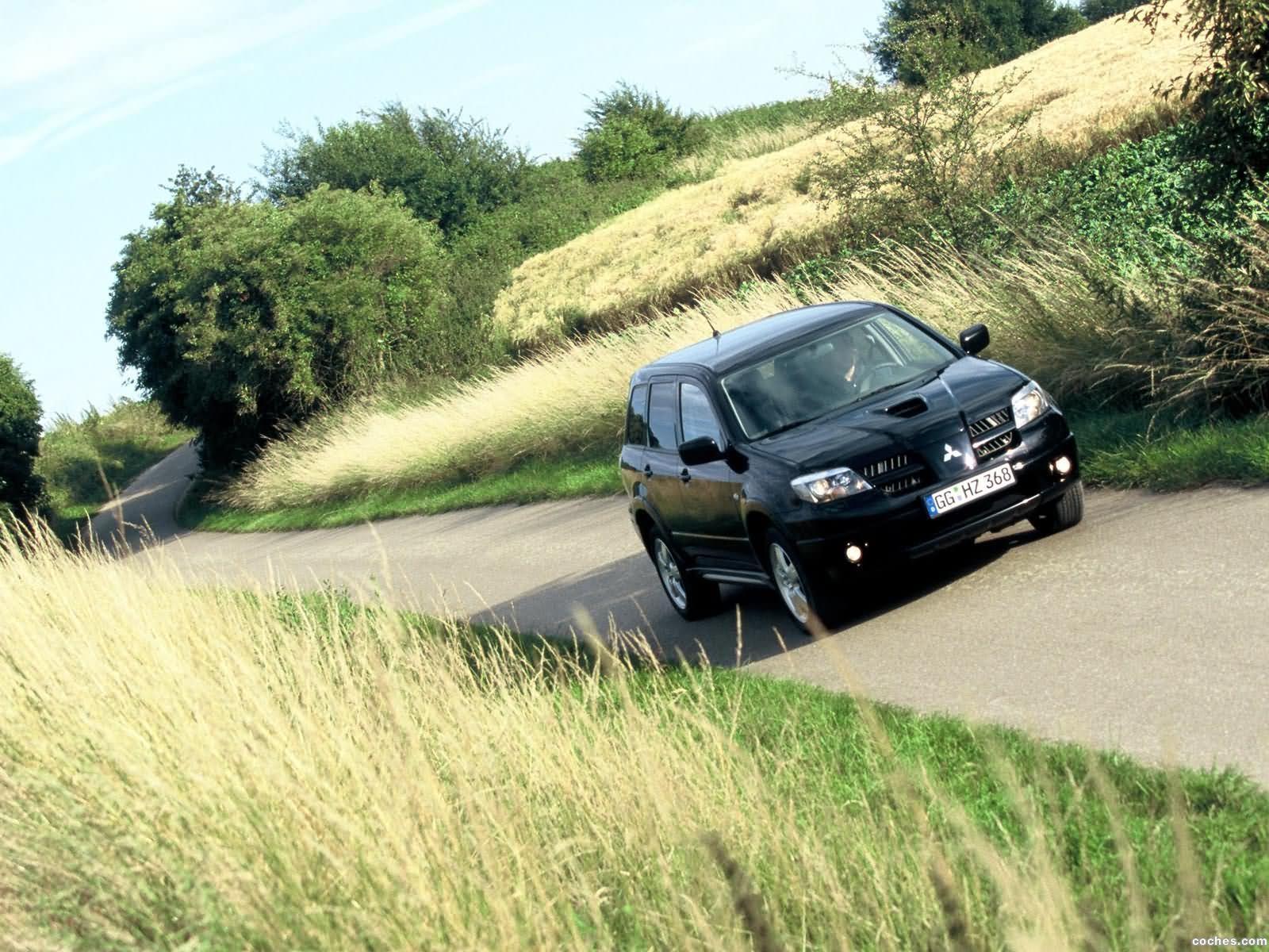 Foto 15 de Mitsubishi Outlander 2003