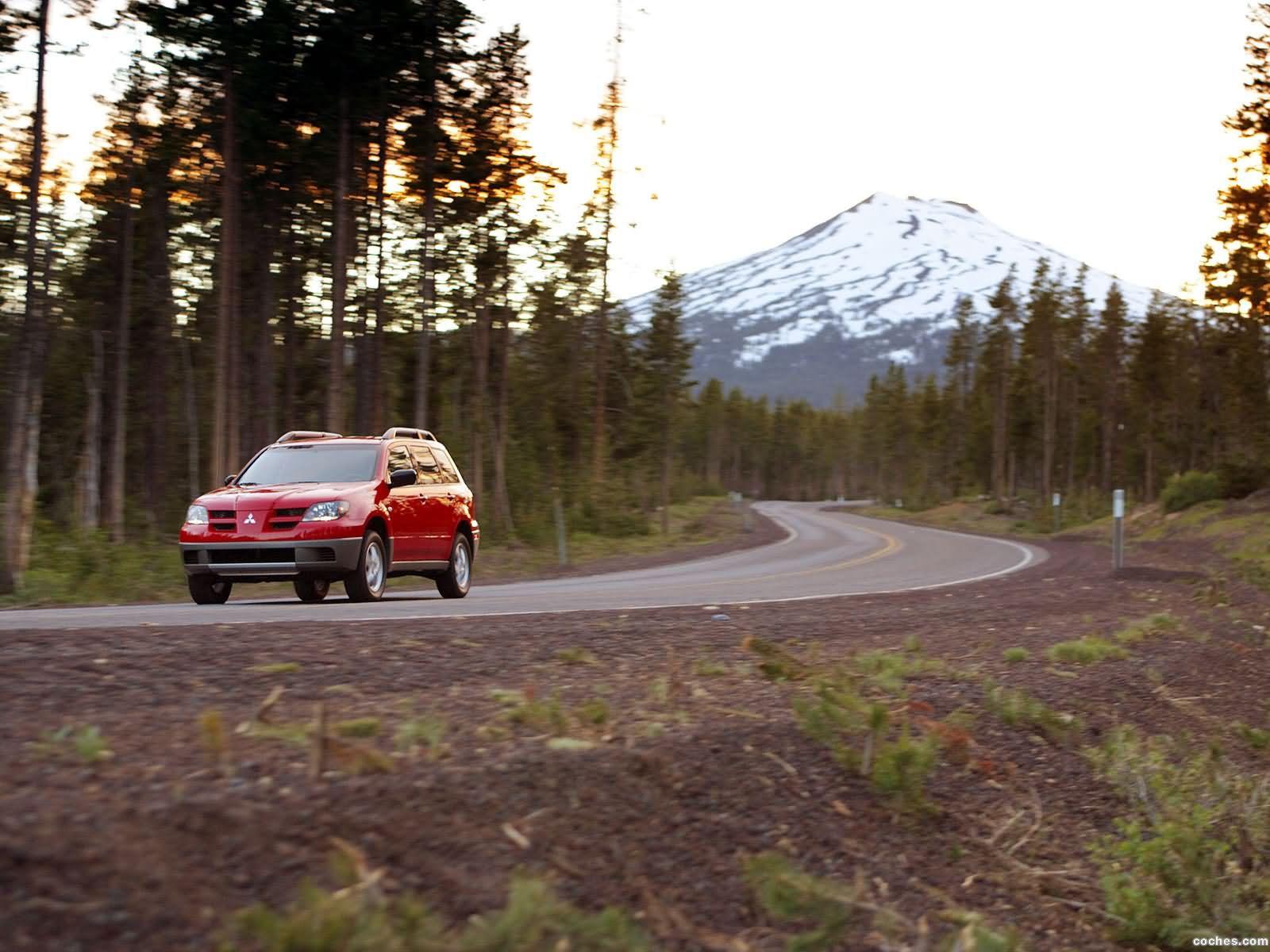 Foto 10 de Mitsubishi Outlander 2003