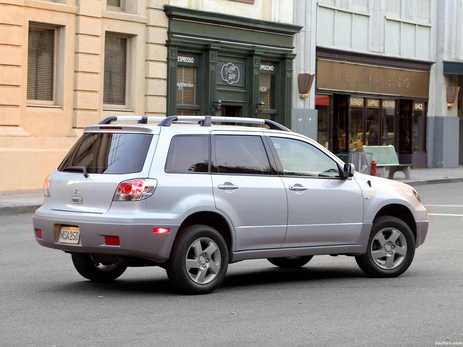 Foto 29 de Mitsubishi Outlander 2003