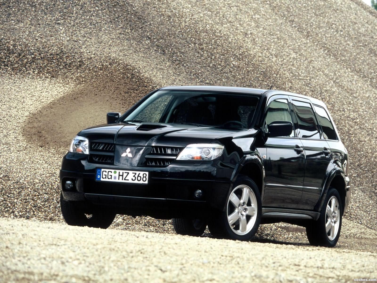 Foto 0 de Mitsubishi Outlander 2003