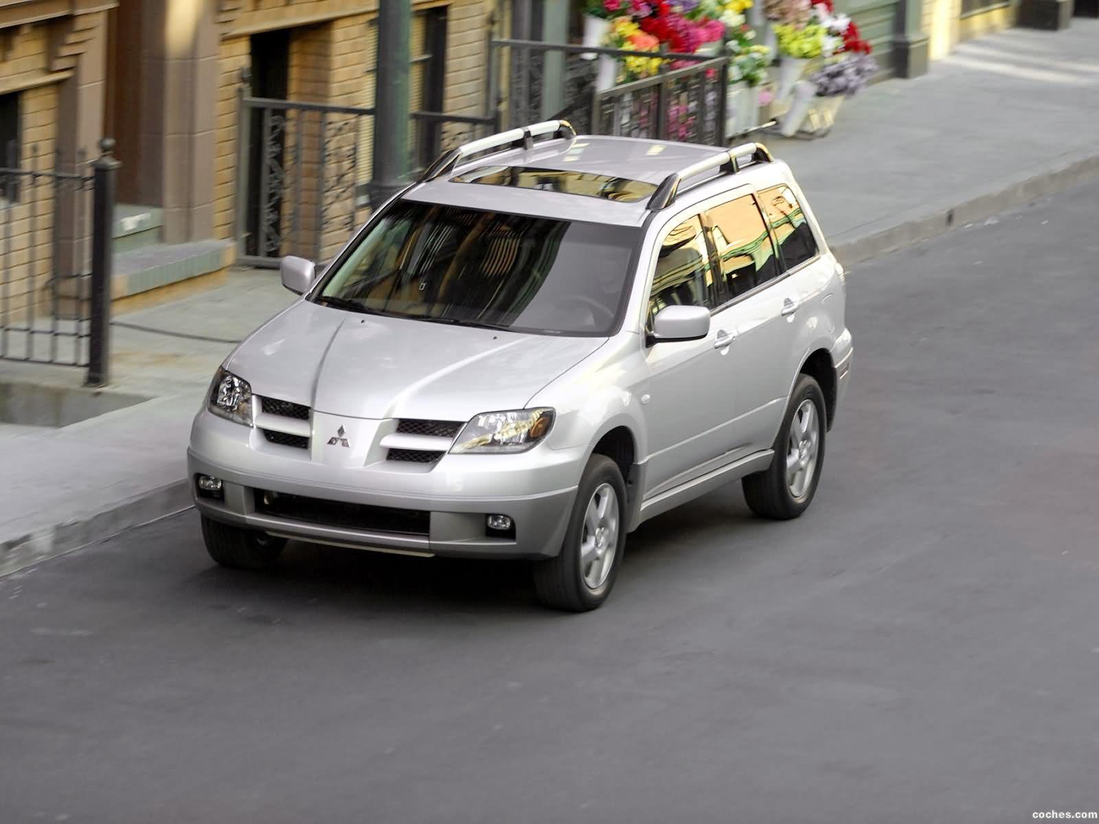 Foto 28 de Mitsubishi Outlander 2003