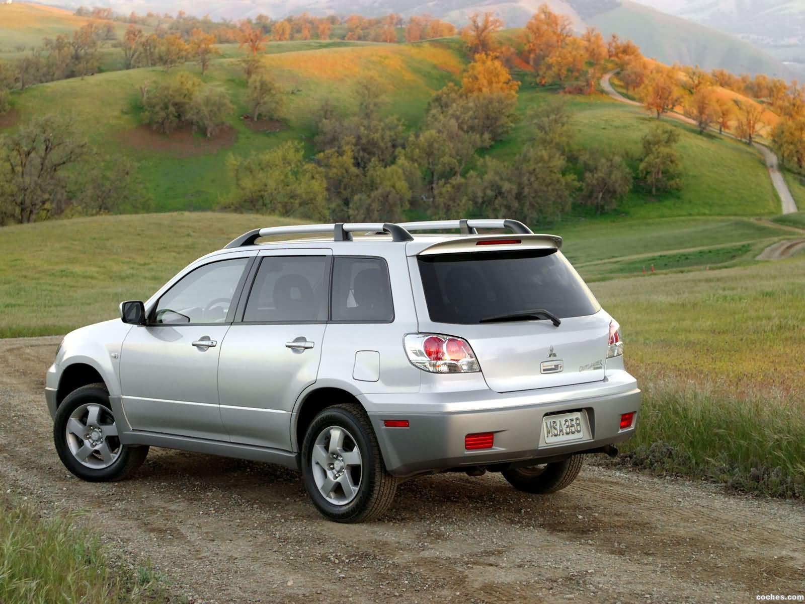 Foto 23 de Mitsubishi Outlander 2003