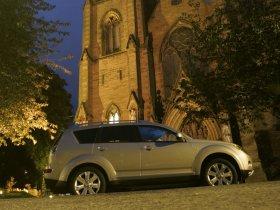 Ver foto 3 de Mitsubishi Outlander 2007