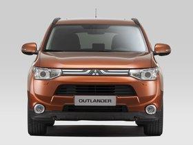 Ver foto 3 de Mitsubishi Outlander 2012