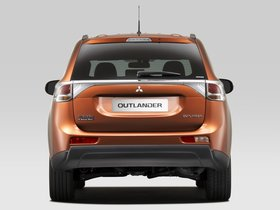 Ver foto 2 de Mitsubishi Outlander 2012