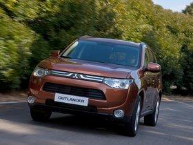 Fotos de Mitsubishi Outlander 2012