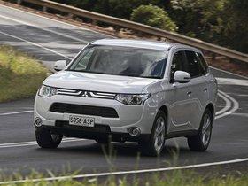 Ver foto 2 de Mitsubishi Outlander Australia 2012