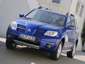 Ver foto 11 de Mitsubishi Outlander Dakar Edition 2005