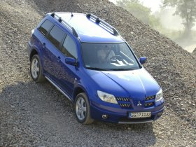Ver foto 7 de Mitsubishi Outlander Dakar Edition 2005
