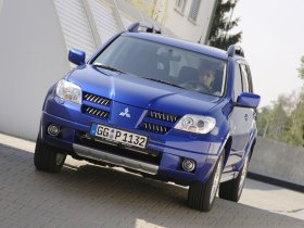 Ver foto 6 de Mitsubishi Outlander Dakar Edition 2005