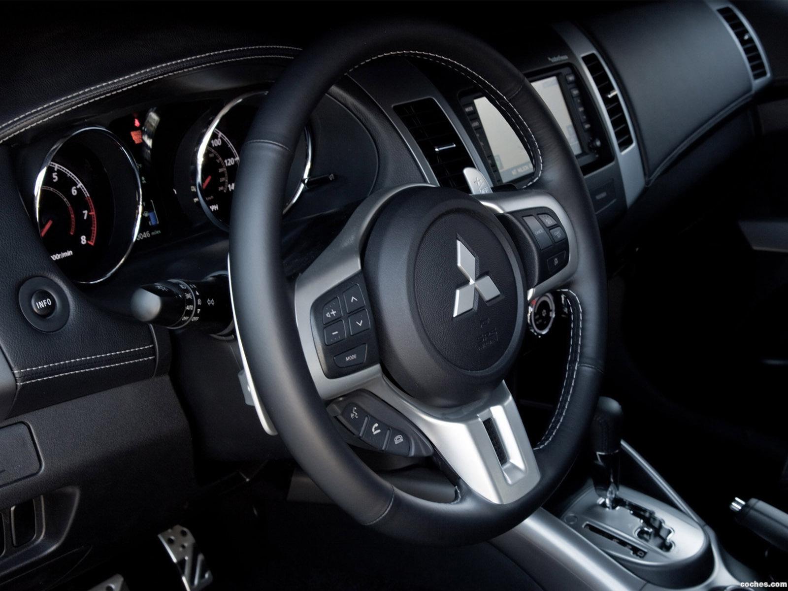 Foto 17 de Mitsubishi Outlander GT Prototype 2009