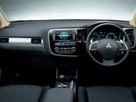 Ver foto 9 de Mitsubishi Outlander Japan 2012