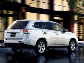 Ver foto 4 de Mitsubishi Outlander Japan 2012