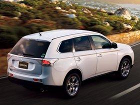 Ver foto 3 de Mitsubishi Outlander Japan 2012