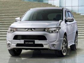 Fotos de Mitsubishi Outlander Japan 2012