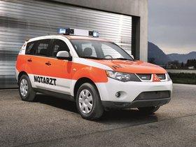 Ver foto 1 de Mitsubishi Outlander emergencias 2008