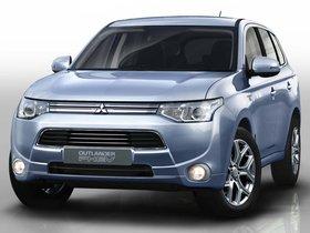Ver foto 6 de Mitsubishi Outlander PHEV 2013