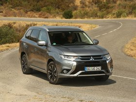 Ver foto 2 de Mitsubishi Outlander PHEV 2015