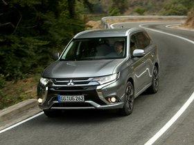 Ver foto 1 de Mitsubishi Outlander PHEV 2015