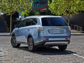 Ver foto 19 de Mitsubishi Outlander PHEV Australia 2014