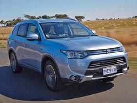 Ver foto 18 de Mitsubishi Outlander PHEV Australia 2014