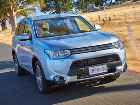 Ver foto 17 de Mitsubishi Outlander PHEV Australia 2014