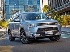Ver foto 10 de Mitsubishi Outlander PHEV Australia 2014
