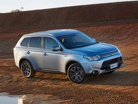 Ver foto 6 de Mitsubishi Outlander PHEV Australia 2014