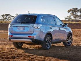 Ver foto 3 de Mitsubishi Outlander PHEV Australia 2014
