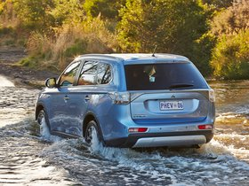 Ver foto 22 de Mitsubishi Outlander PHEV Australia 2014
