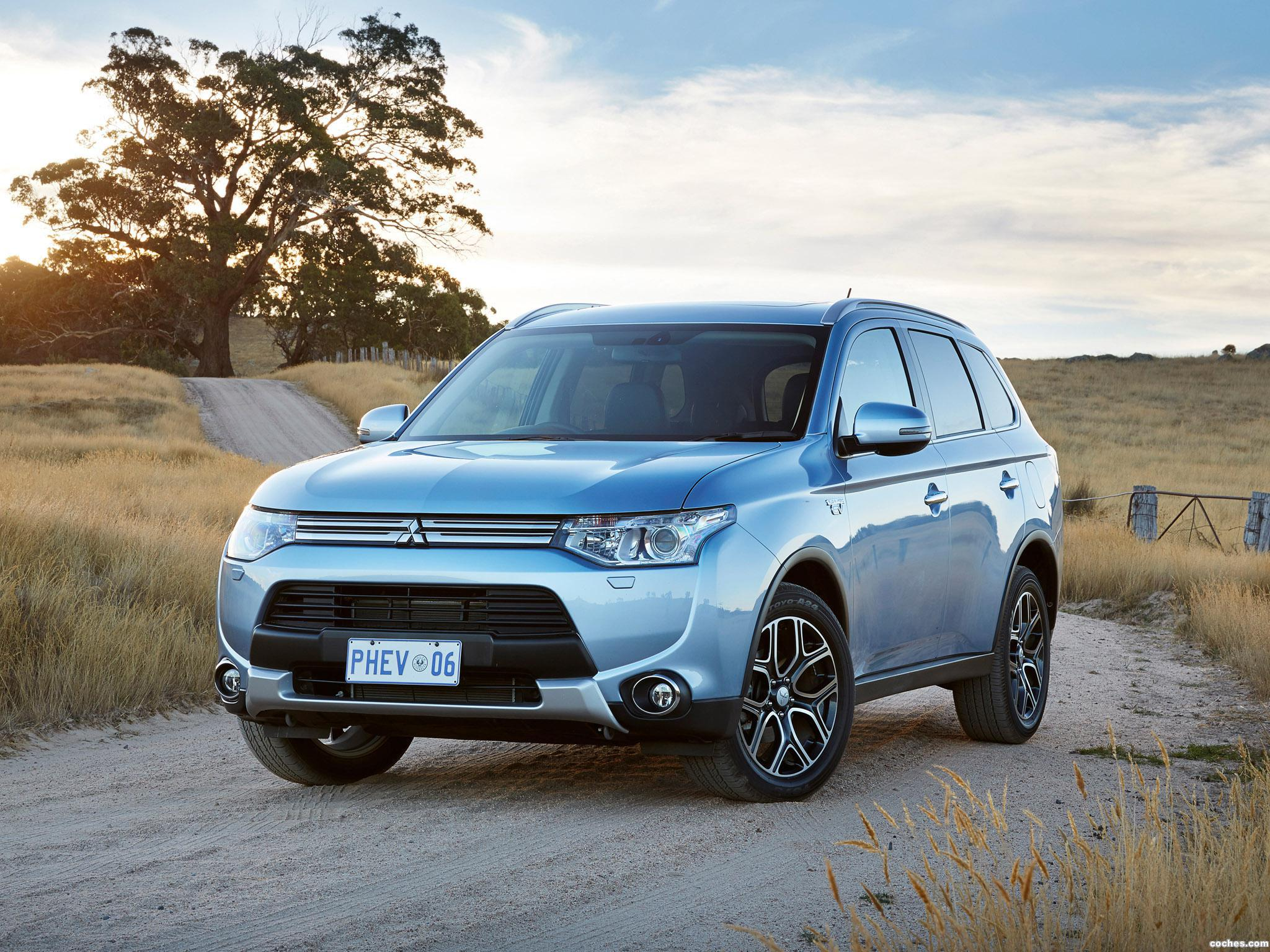 Foto 20 de Mitsubishi Outlander PHEV Australia 2014