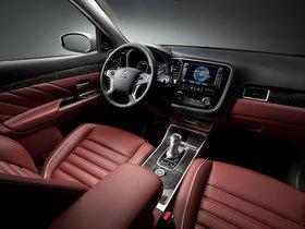 Ver foto 22 de Mitsubishi Outlander PHEV Concept S 2014