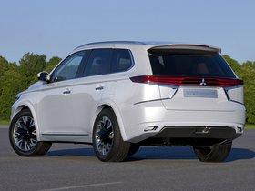 Ver foto 8 de Mitsubishi Outlander PHEV Concept S 2014