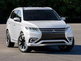 Ver foto 7 de Mitsubishi Outlander PHEV Concept S 2014