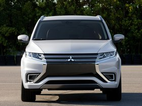Ver foto 5 de Mitsubishi Outlander PHEV Concept S 2014