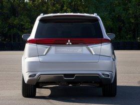 Ver foto 4 de Mitsubishi Outlander PHEV Concept S 2014